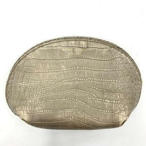 Henri Bendel New York Makeup Cosmetic Bag Case